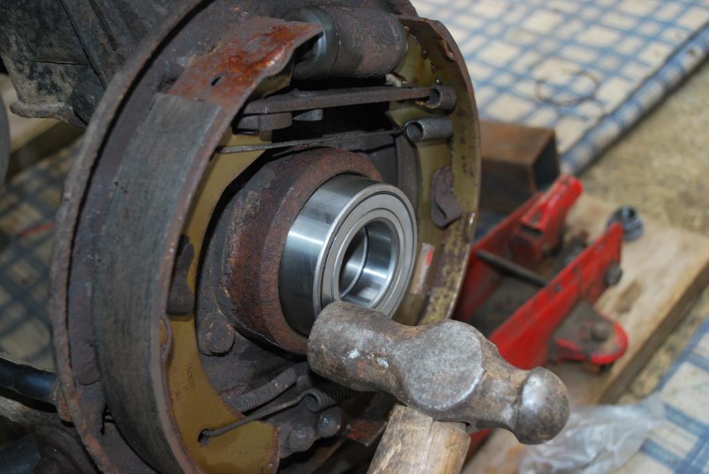 How Much To Replace Wheel Bearing >> How To Replace A Wheel Bearing On A Freelander – Land Rover Blogger