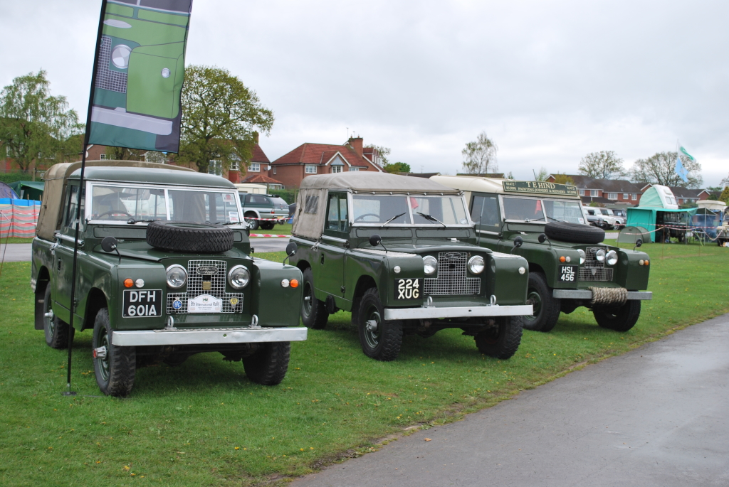 The Land Rover Spring Adventure  Harrogate  U2013 Land Rover