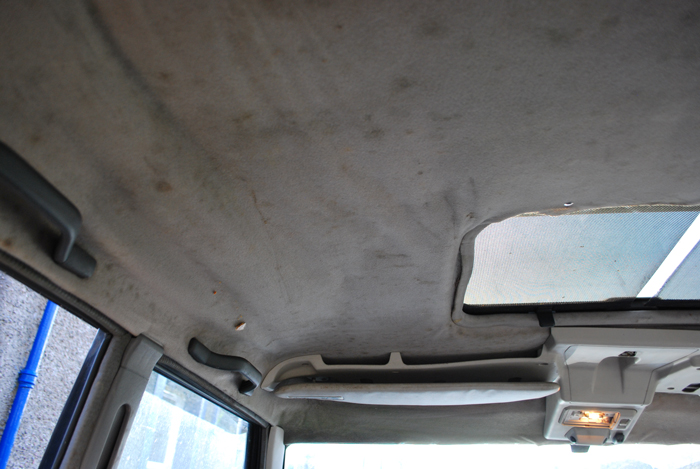 land rover discovery sunroof seal