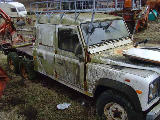 Land Rover Blogger Land Rover Bulkhead Common Rust Areas