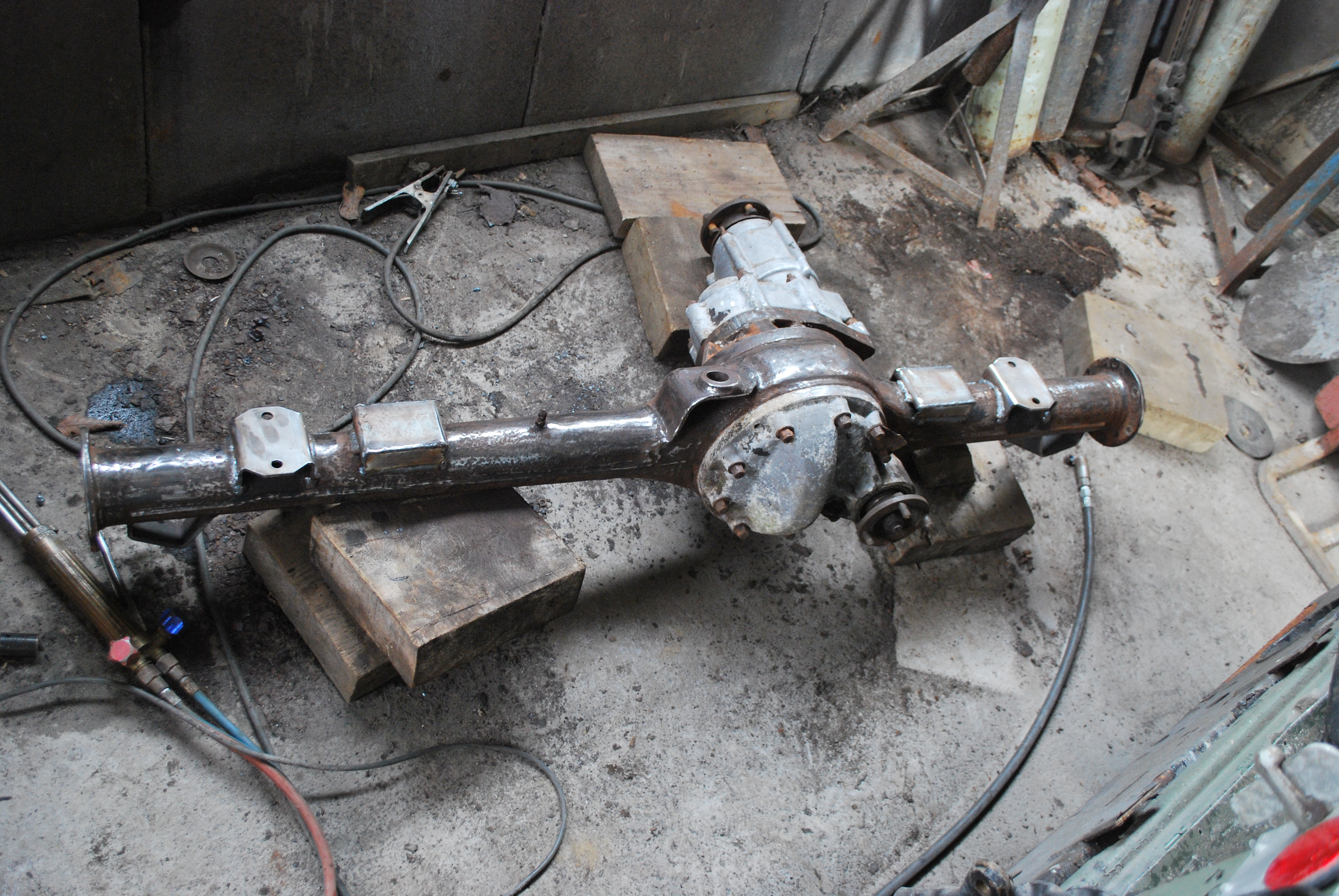 Used Land Rovers >> Land Rover Axle Bracket Replacement – Land Rover Blogger